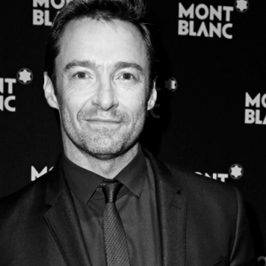Hugh Jackman as Montblanc's Global Brand Ambassador
