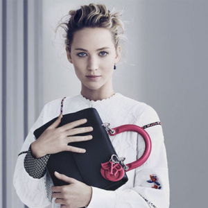 Full look: Jennifer Lawrence stars in the new Be Dior campaign for SS15