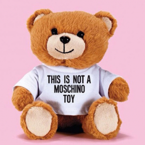 'Moschino Toy' is released today as the brand's first ever fragrance