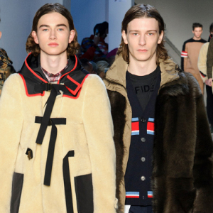Men's Milan Fashion Week: N°21 Fall/Winter '17