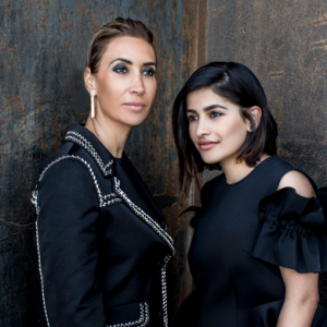 Nadine Kanso and Anum Bashir unite for special collection