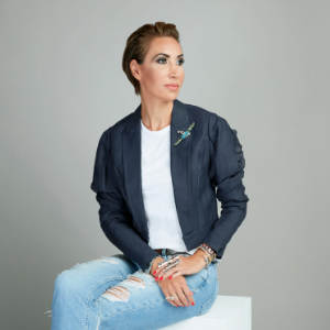 Nadine Kanso joins forces with Milano based Gaga Watches