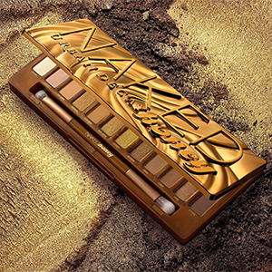 Urban Decay just launched a new Naked Palette