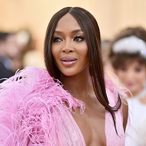Naomi Campbell will be crowned an icon at the 2019 Fashion Awards