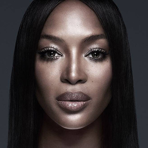 Naomi Campbell fronts her first-ever beauty campaign