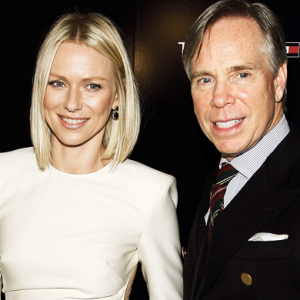 Naomi Watts becomes a brand ambassador for Tommy Hilfiger's charitable initiative