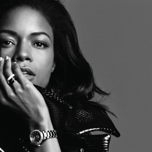 Omega x Naomie Harris: The face-off