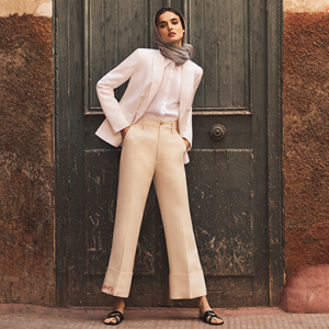 Just in: Net-a-Porter's new Arabian campaign