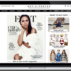 Net-a-porter and Yoox confirm merger