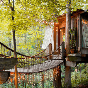 Airbnb introduces a new magical treehouse abode to its portfolio