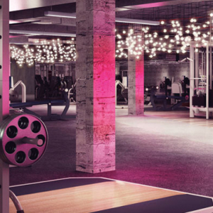 The largest fitness hub set to open in Dubai in January 2015