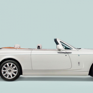 The Rolls-Royce Maharaja Phantom Drophead Coupé – created exclusively for Dubai