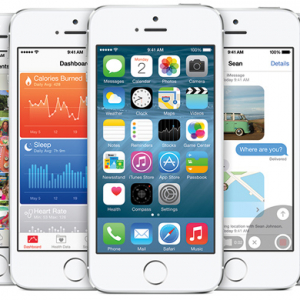 Apple introduces its latest iOS 8 system
