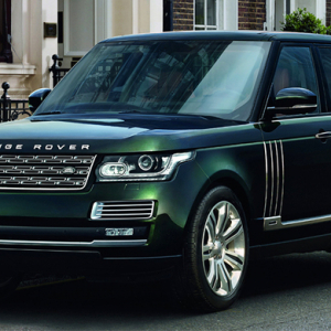 A closer look at Range Rover's special Holland & Holland $285k edition