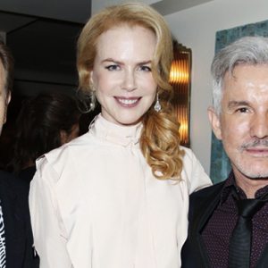 Nicole Kidman, Ewan McGregor and Baz Luhrmann unite for Tod's in New York