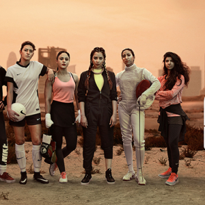 Breaking barriers: Nike's Middle Eastern short film focuses on champions of social change
