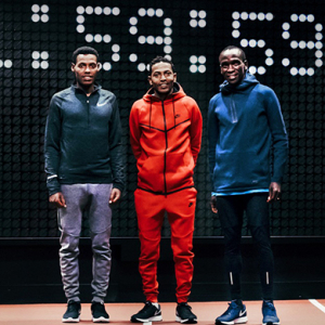 Pushing boundaries: Nike aims to break 2-hour marathon barrier