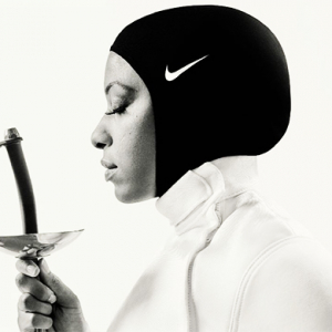 First look: The Nike Pro hijab campaign featuring Zahra Lari, Ibtihaj Muhammad and Zeina Nassar