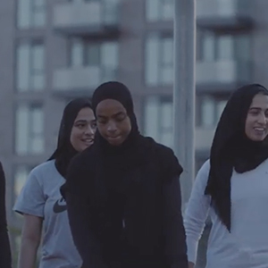 The Nike Pro Hijab collection is expanding with the help of this sports team