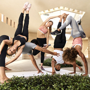 Nike presents new yoga-on-the go program