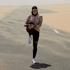 Nike's new campaign strengthens its connection to the Middle East