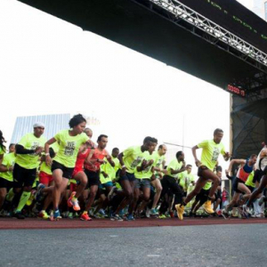 Nike takes over Downtown Dubai with over 6,000 runners