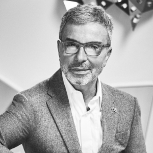 Guerlain's Creative Director Olivier Echaudemaison sees beauty in every woman