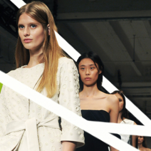 London Fashion Week: Osman Spring/Summer 15