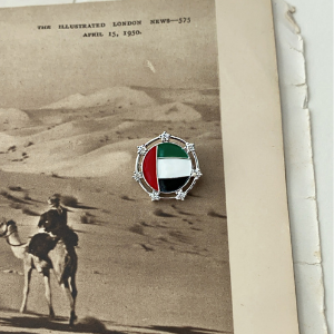 The O Jewellery's Shamsa Al Omaira launches UAE National Day inspired collection