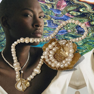The fantasy of oceanic jewellery