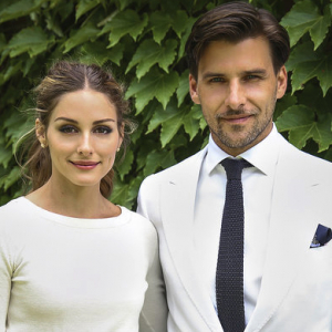Olivia Palermo opts for Carolina Herrera wedding dress