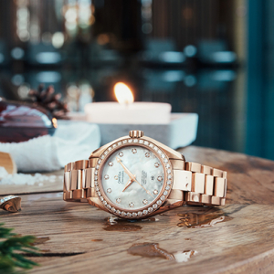 Horological must-haves: Omega's 2016 festive collection