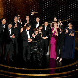 This film just made history at the Oscars 2020