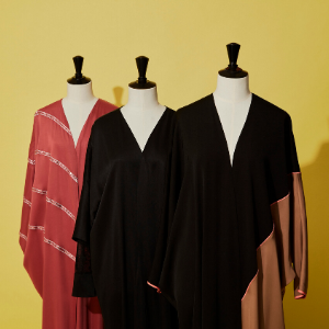Purificación García collaborates with Saudi designer Nora Al Shaikh on exclusive abaya collection