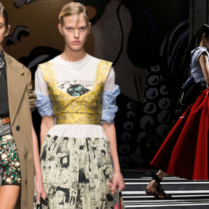 Milan Fashion Week: Prada Spring/Summer '18