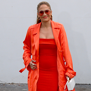 Celebrities have already been spotted wearing Pantone's 2019 colour of the year