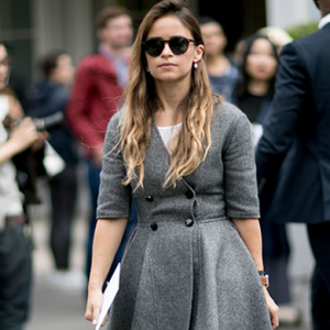 Paris Haute Couture Week: Street style part 2