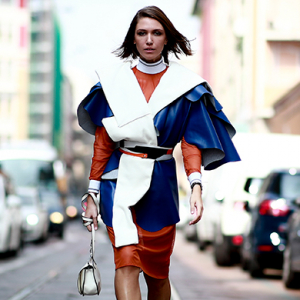 Part one: The best street style looks from Milan Fashion Week