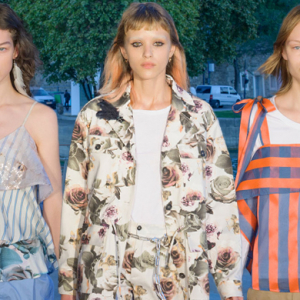 Paris Fashion Week: Paul & Joe Spring/Summer '17