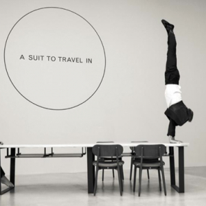 Paul Smith: A suit to travel in