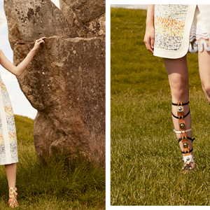 Exclusive: Ancient Greek Sandals x Peter Pilotto