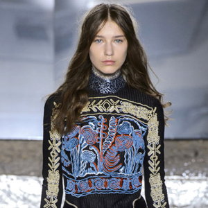 London Fashion Week: Peter Pilotto Fall/Winter '16