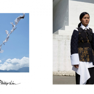 3.1 Phillip Lim cast girls in Bhutan with no modelling experience for new campaign