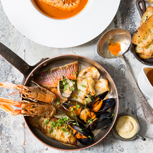 Pierchic introduces a new summer seafood festival