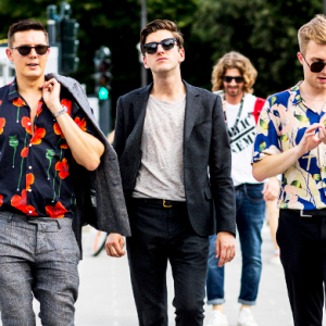 The best street style looks from Pitti Uomo 2018