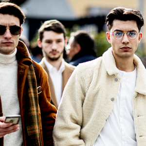 Day two: The best street style looks from Pitti Uomo 2018