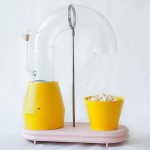 The innovative and fun 'Popcorn Monsoon' by Jolene Carlier