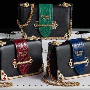 Middle East exclusive: Prada launches Les Joyaux d'Orient collection