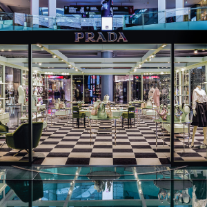 Prada's new pop-up is full of enchanted gifts for the festive season