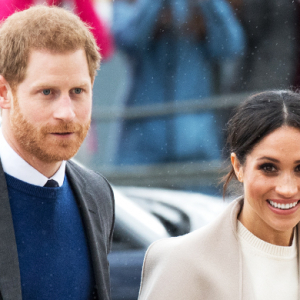 A royal update: Prince Harry and Meghan Markle won't have a wedding registry